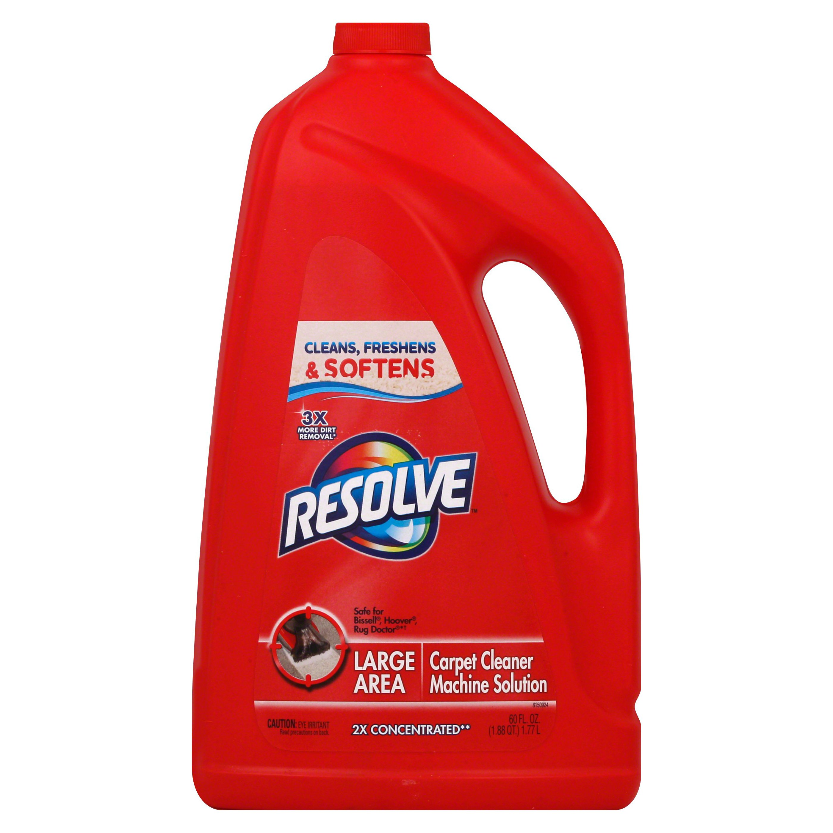 Resolve® Large Area Machine Solution Carpet Cleaner