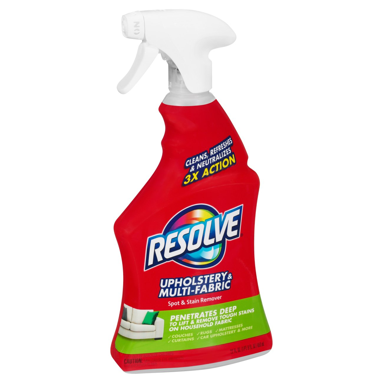 Resolve® - Multi-Fabric Cleaner 22 oz.