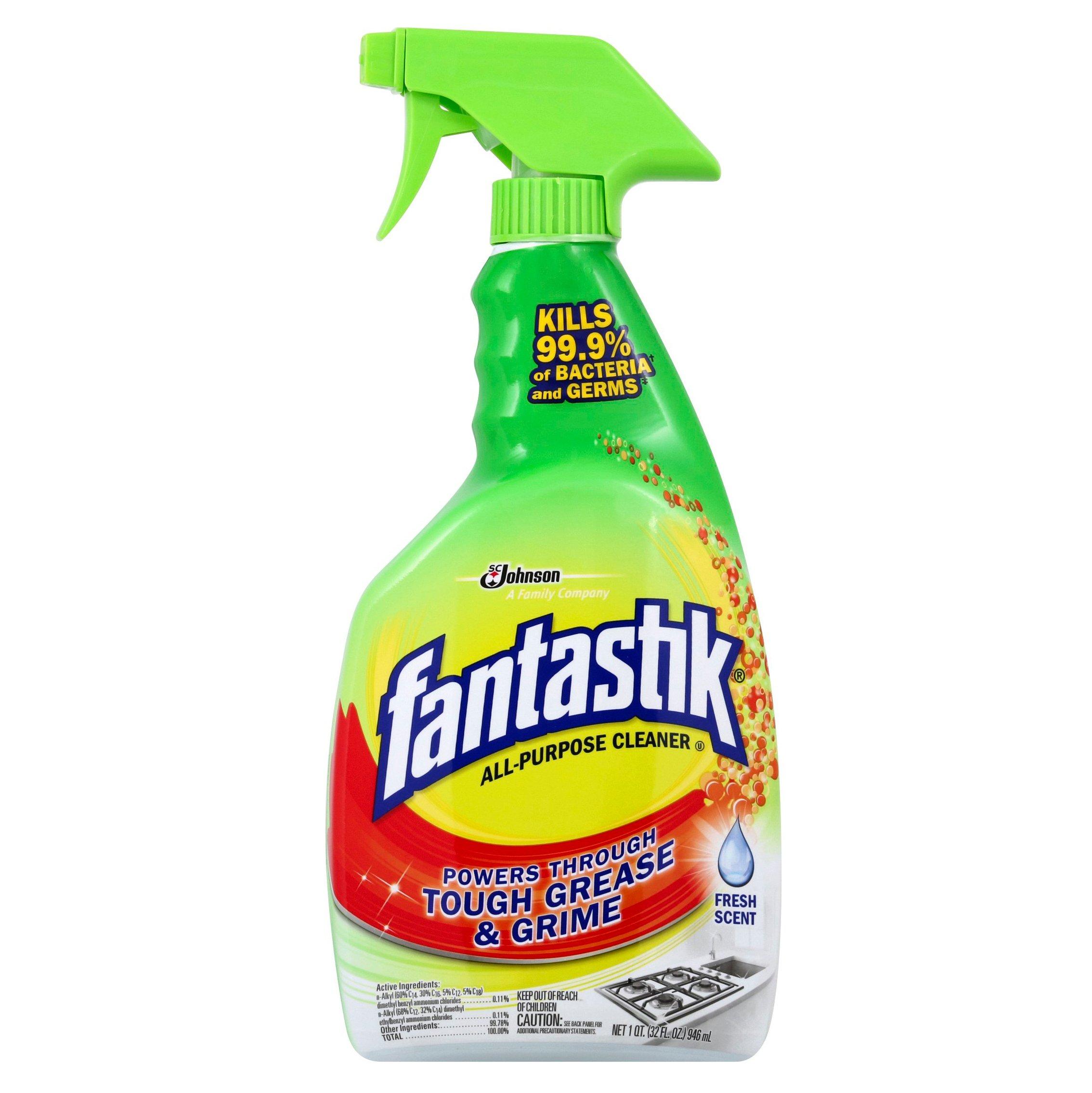 Scrubbing Bubbles Fantastik All Purpose Cleaner