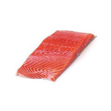 red sockeye salmon