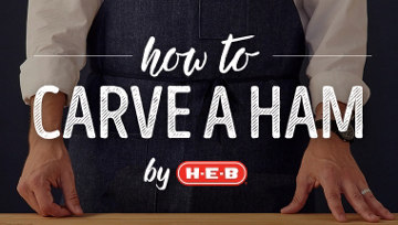 How to Carve a Ham