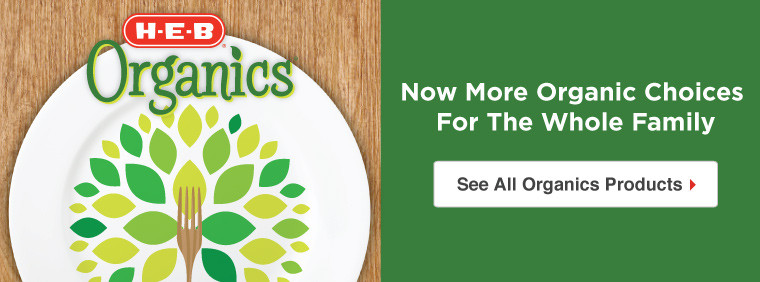 Shop H-E-B Organics