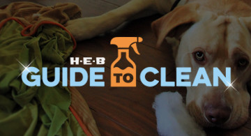 H-E-B Guide to Clean