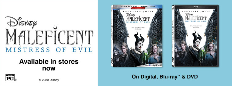 Buy Maleficent Mistress of Evil available in stores now