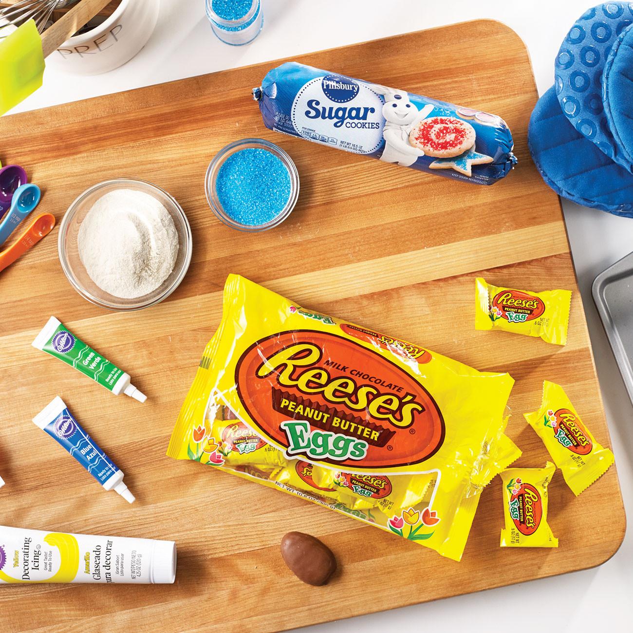 reeses cookies step 1