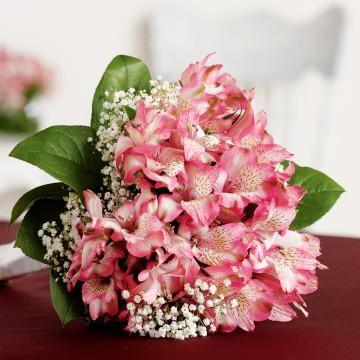 Alstroemeria Maid of Honor Bouquet