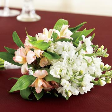 Alstroemeria Toss Bouquet