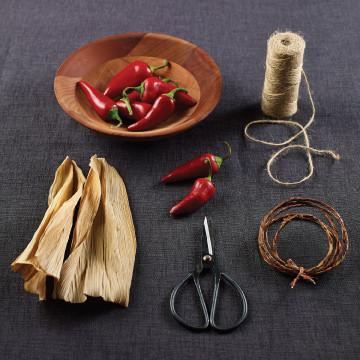 Chile Ristra Supplies
