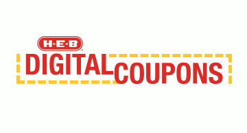 Heb digital coupons
