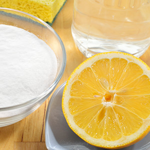 Use Citrus to Clean Fixtures
