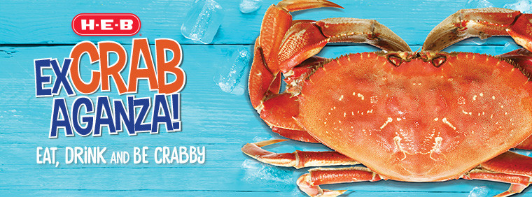 Crab Guide ‑ HEB