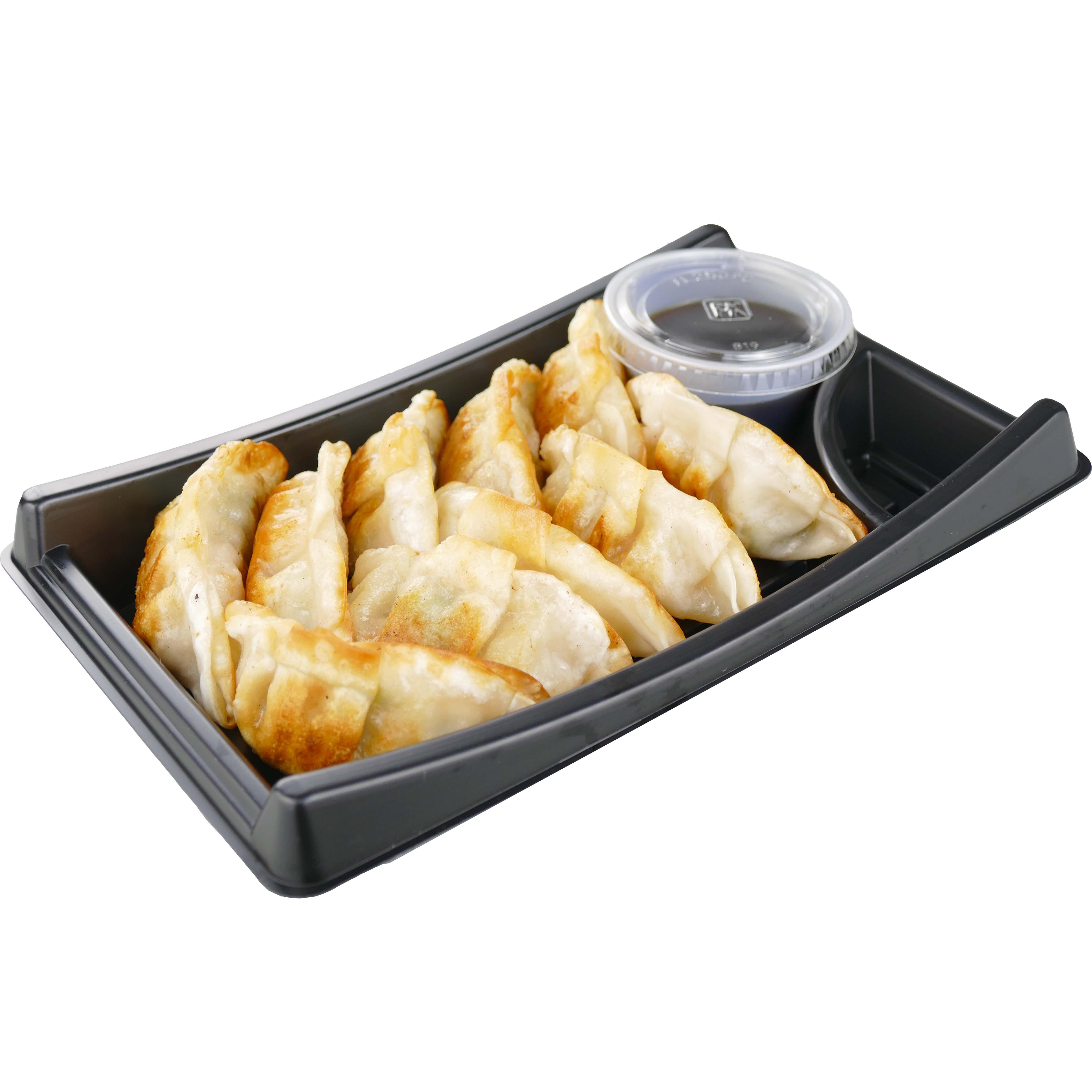 H-E-B Sushiya Edamame Potstickers