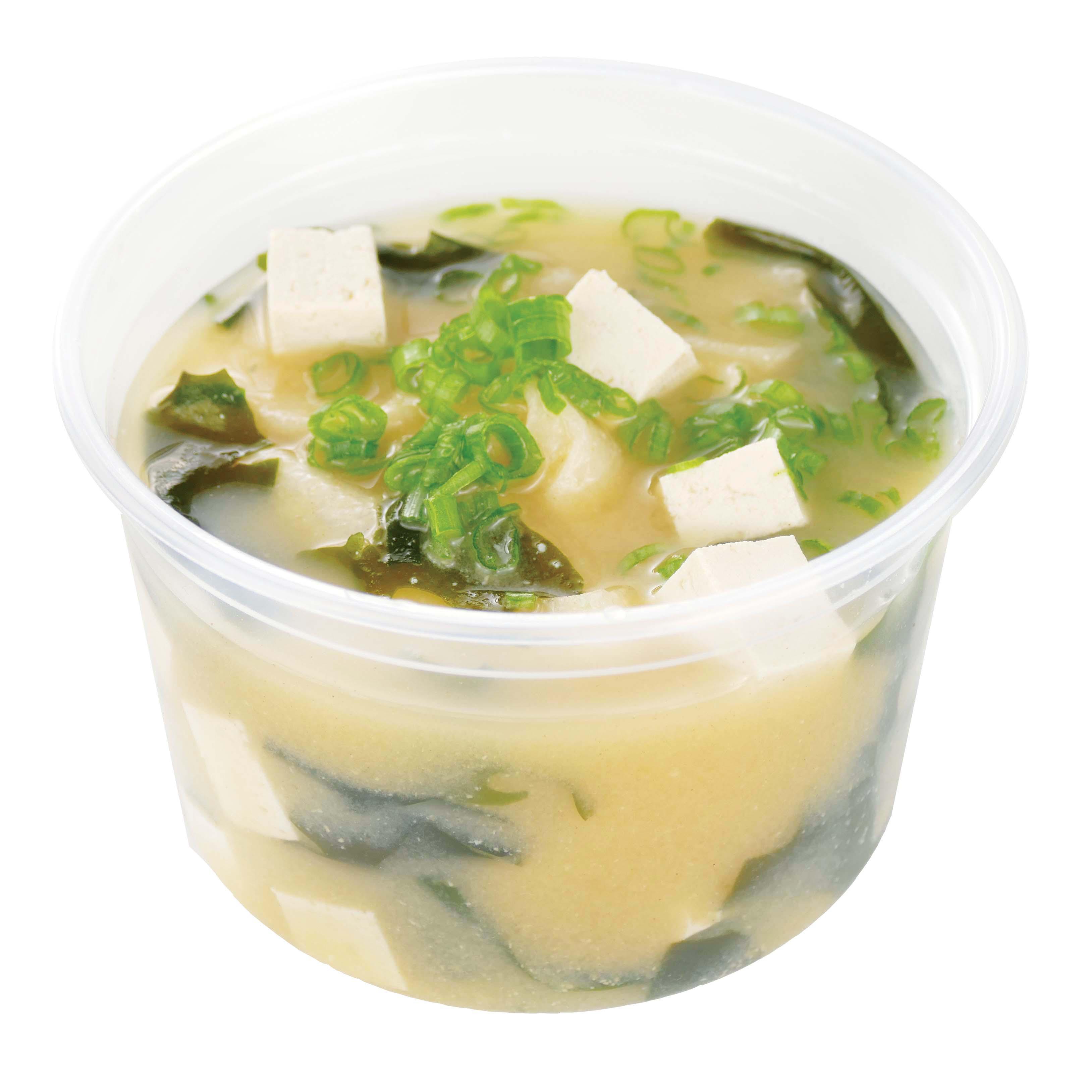 H-E-B Sushiya Miso Soup