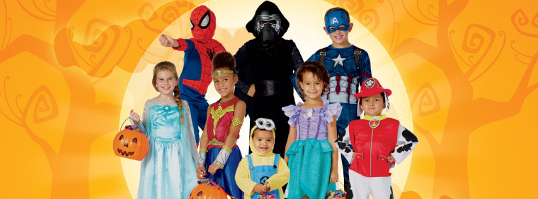 top Halloween costumes  sc 1 st  HEB.com & Top Kid-friendly Halloween Costumes at HEB