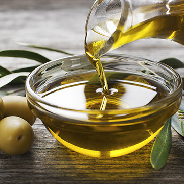 Cooking with Olive Oil