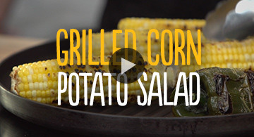 Watch Grilled Corn Potato Salad Video