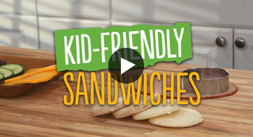 Easy Kid Approved Sandwiches Video