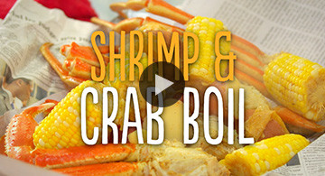 Shrimp & Crab Boil