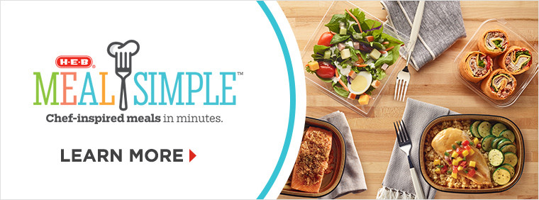 H-E-B Meal Simple