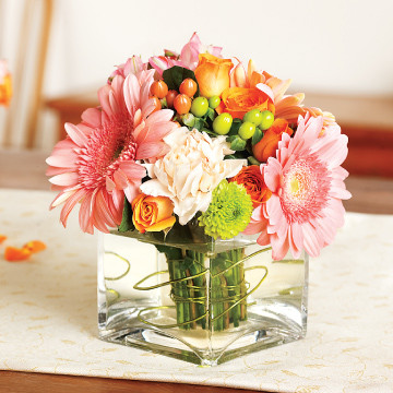 Seasonal Mix Medium Centerpiece