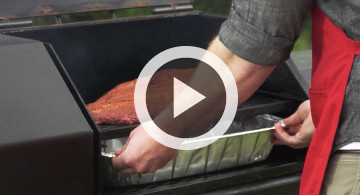 How to Smoke Texas Brisket