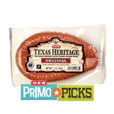 Texas Heritage Smoked Sausage