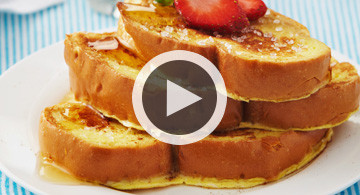 how to grill french toast