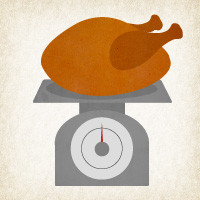 what size turkey to buy