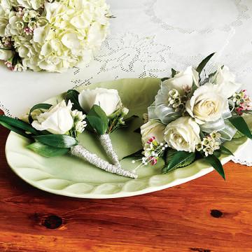 Hydrangea Package Weddings by Design ‑ HEB