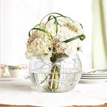 Hydrangea Medium Centerpiece