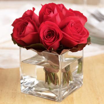 Rose Medium Centerpiece