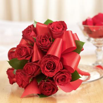 Rose Flower Girl