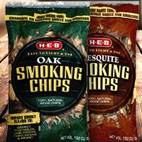 smoking chips add flavor