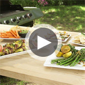 5 Easy Grilled Appetizers