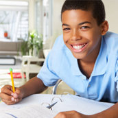 Tips to Helping Kids with Homework - HEB