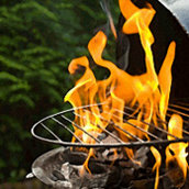 Building a Great Charcoal or Wood Fire