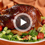 How to Make Bourbon Smoked Turkey