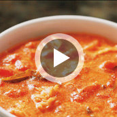 How to Make an Italian Crab Tomato Bisque