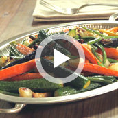 How to Make Roasted Baby Root Vegetables