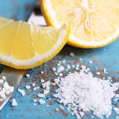 How to Make and Use Citrus Salts