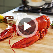 How to Select and Boil Lobster