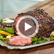 How to Select and Roast Prime Rib