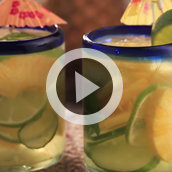 Tropical Summer Sangria Recipe | In the Kitchen with H-E-B Video