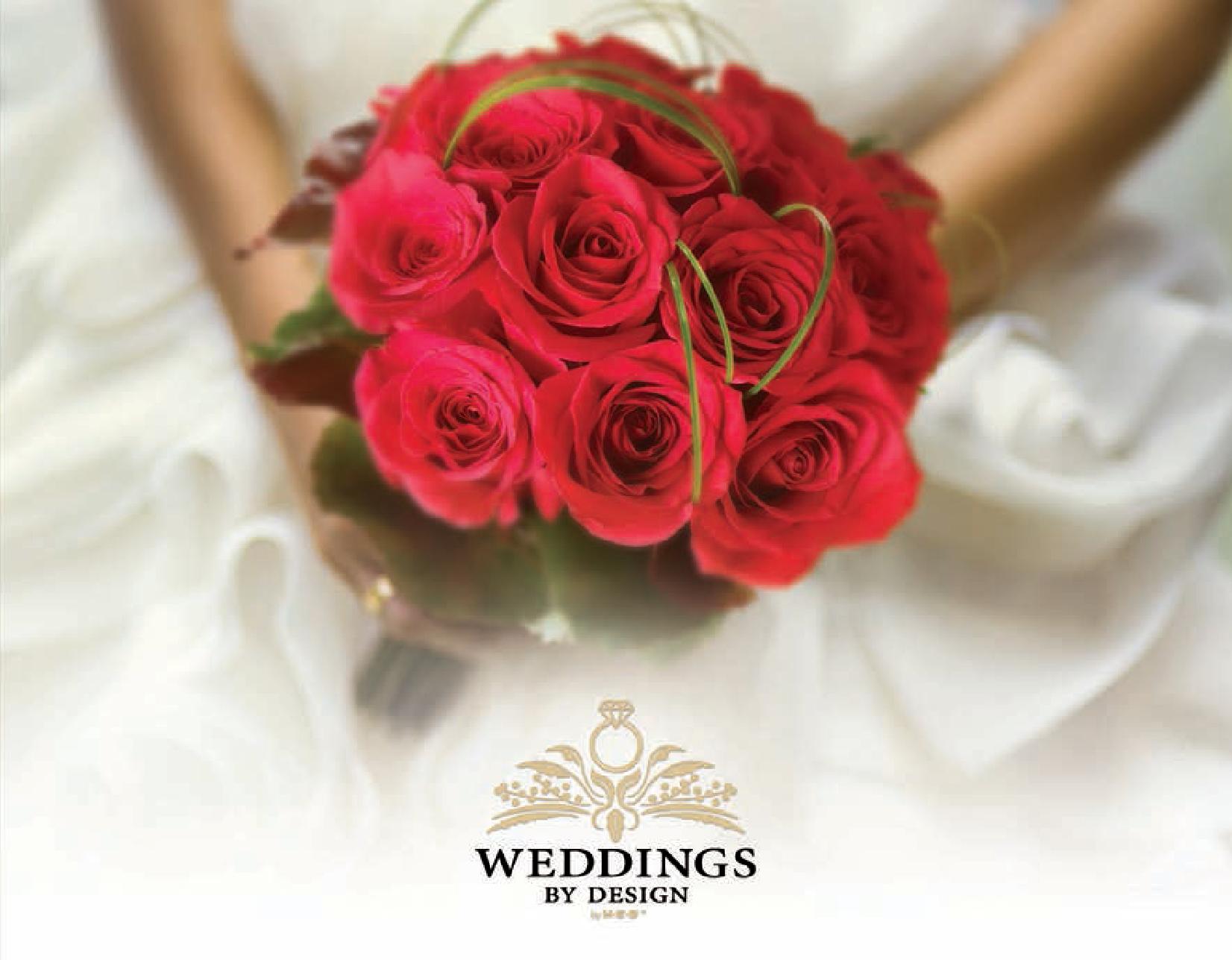 Weddings by Design by H E B