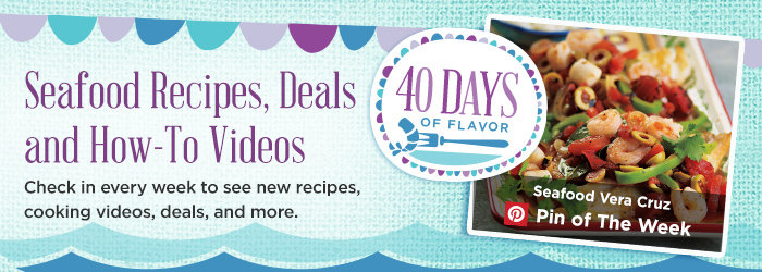 40 Days of Flavor - Pin of the Week