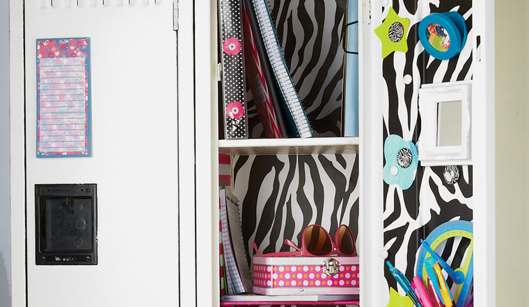 Locker Organization Tips & Decorating Ideas