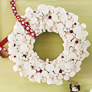Holiday Wreaths And Decor