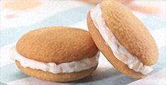 Mini Grapefruit Cookies