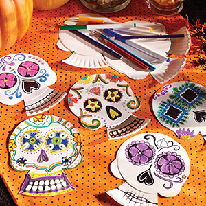 Kids Halloween Party And Craft Ideas