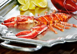 how to prepare live lobster